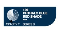 Акрил Cryla PHTHALO BLUE RED SHADE №139
